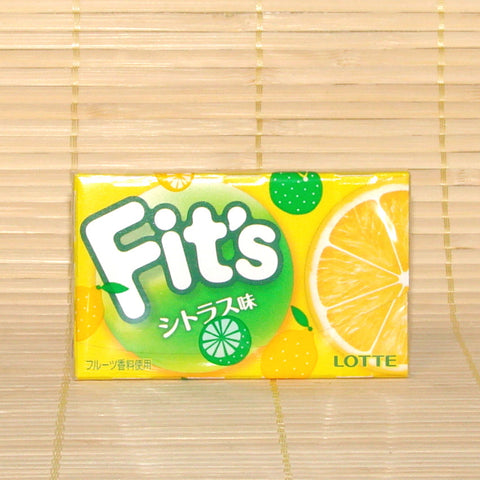 Fit's Chewing Gum - Citrus