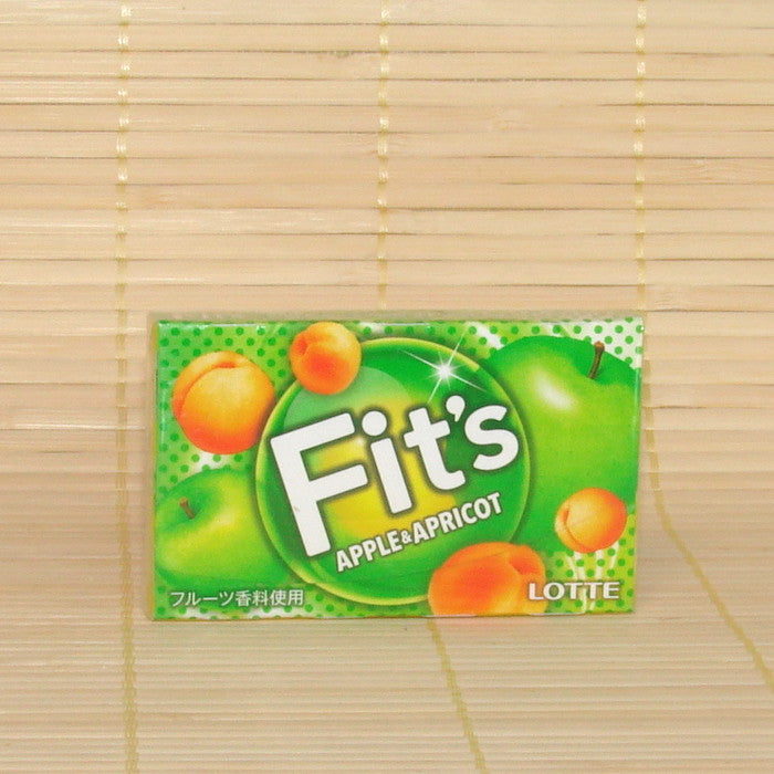 Fit's Chewing Gum - Apple & Apricot