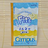 Fit's Chewing Gum - Ramune (Campus Notebook)