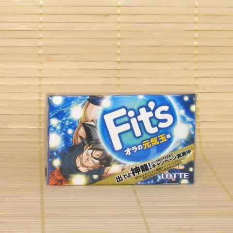 Fit's Chewing Gum - Energy Drink (Dragon Ball)