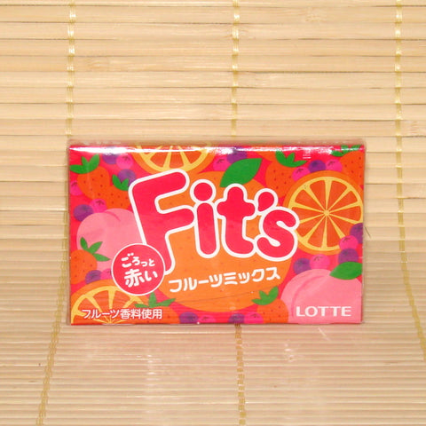 Fit's Chewing Gum - Fruits Mix