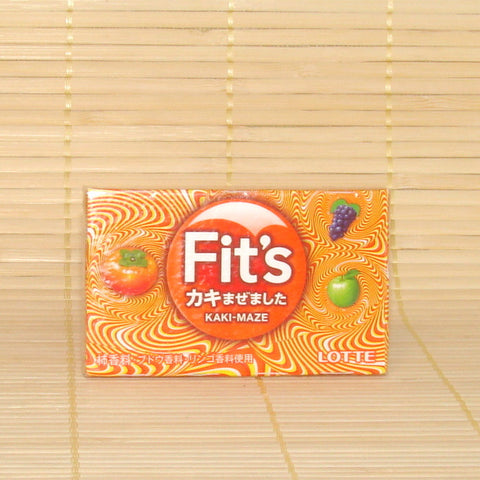 Fit's Chewing Gum - Kaki-Maze Persimmon