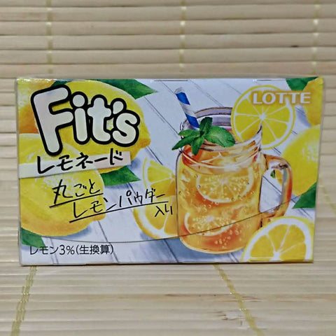 Fit's Chewing Gum - Lemonade