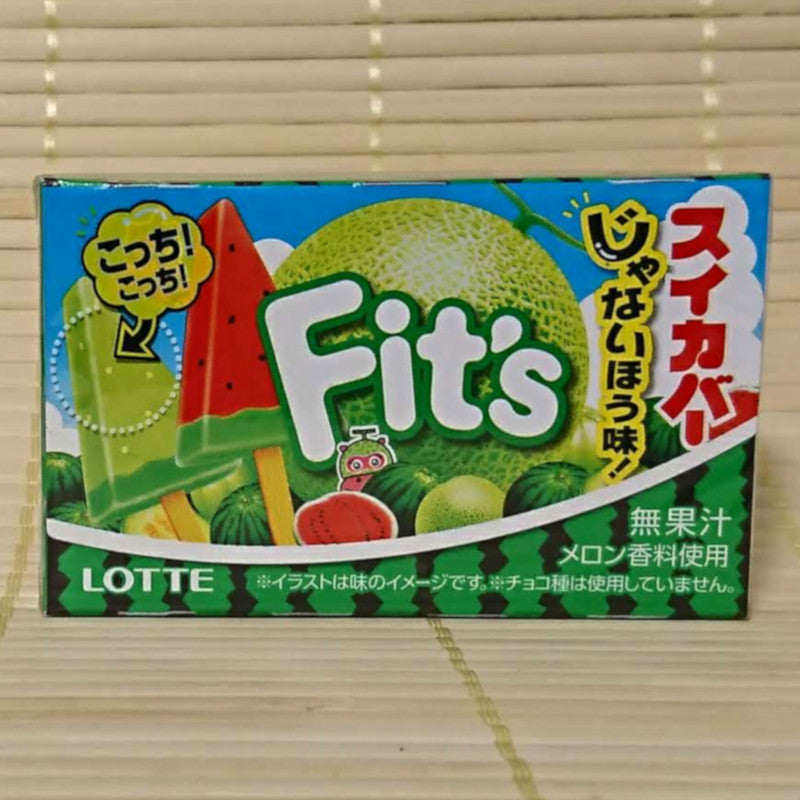 Fit's Chewing Gum - Melon/Watermelon Mix
