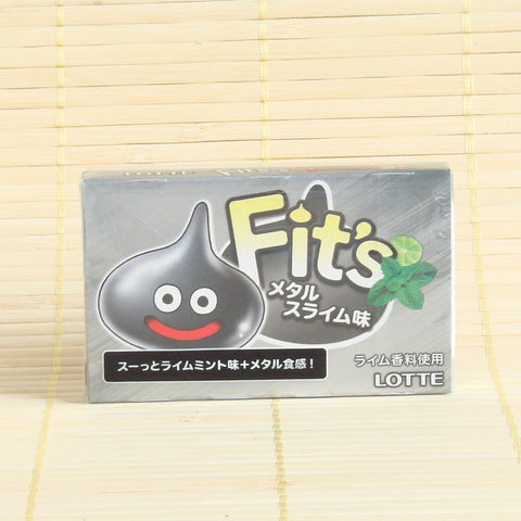 Fit's Chewing Gum - Metal Slime Dragon Quest Lime Mint