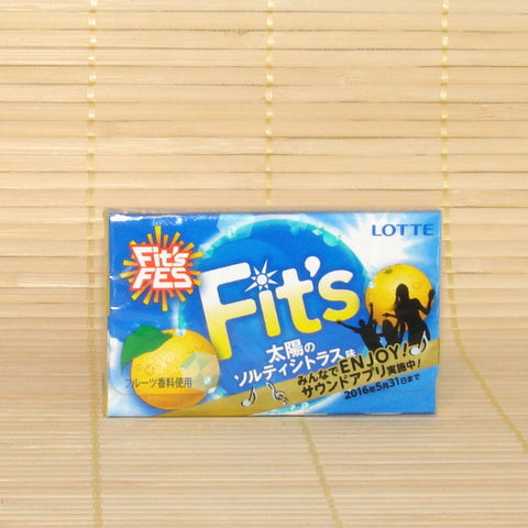 Fit's Chewing Gum - Salty Citrus