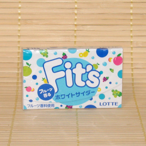 Fit's Chewing Gum - White Cider Fruits