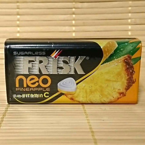 FRISK NEO - Sugarless Pineapple Mint