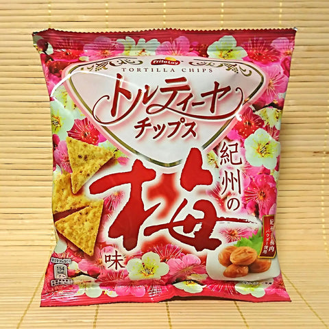Frito Lay Tortilla Chips - Ume (Sour Plum)