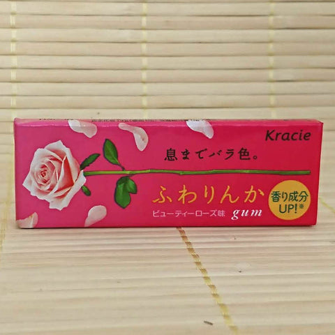 Fuwarinka Chewing Gum - Beauty Rose