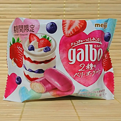 Galbo Chocolate Mini - Berry Yogurt