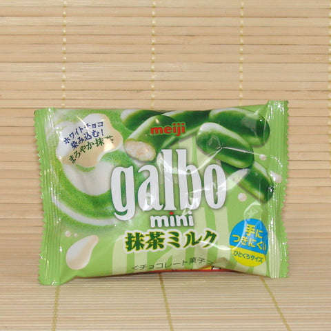 Galbo Chocolate Mini - Green Tea Milk