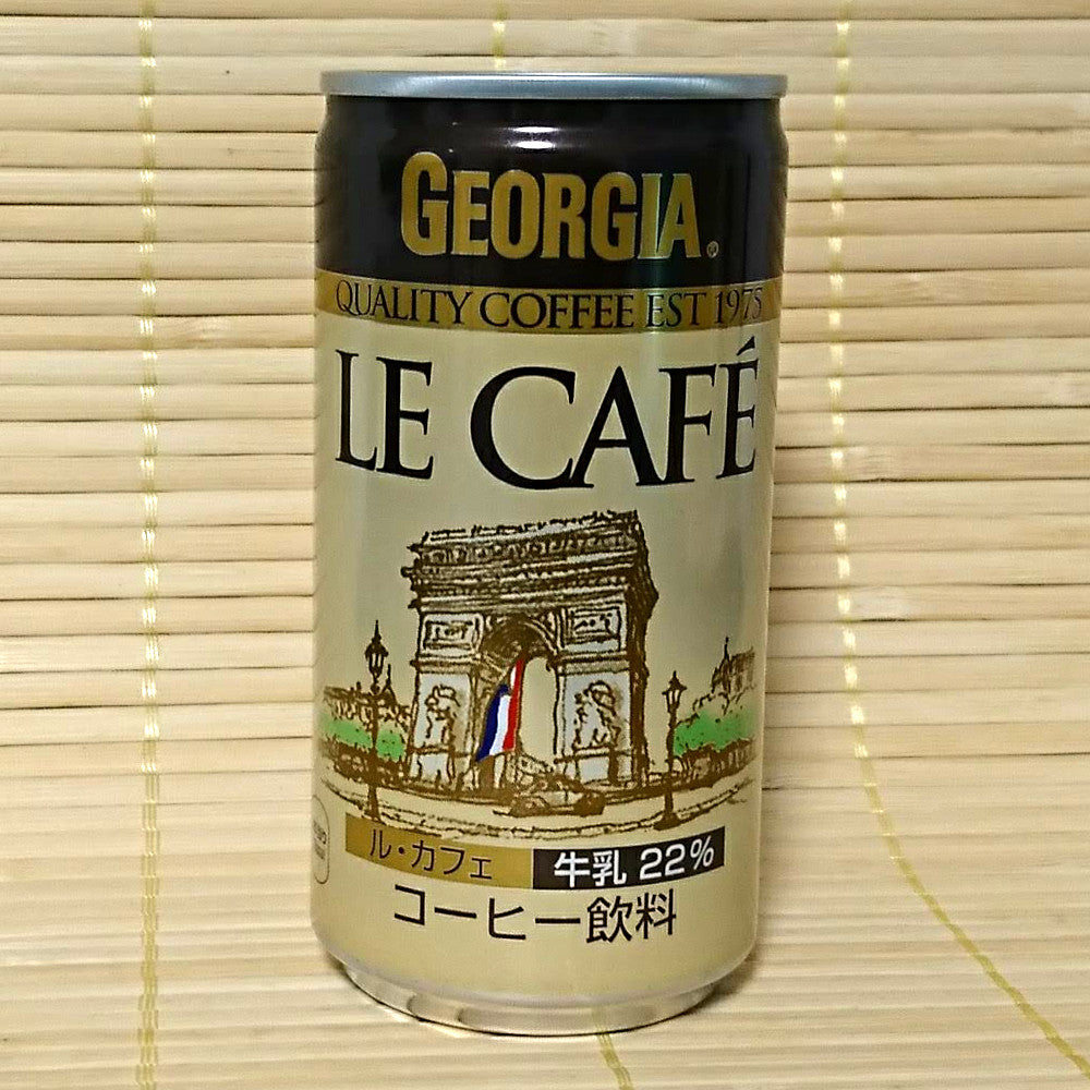 Georgia Coffee - Le Cafe