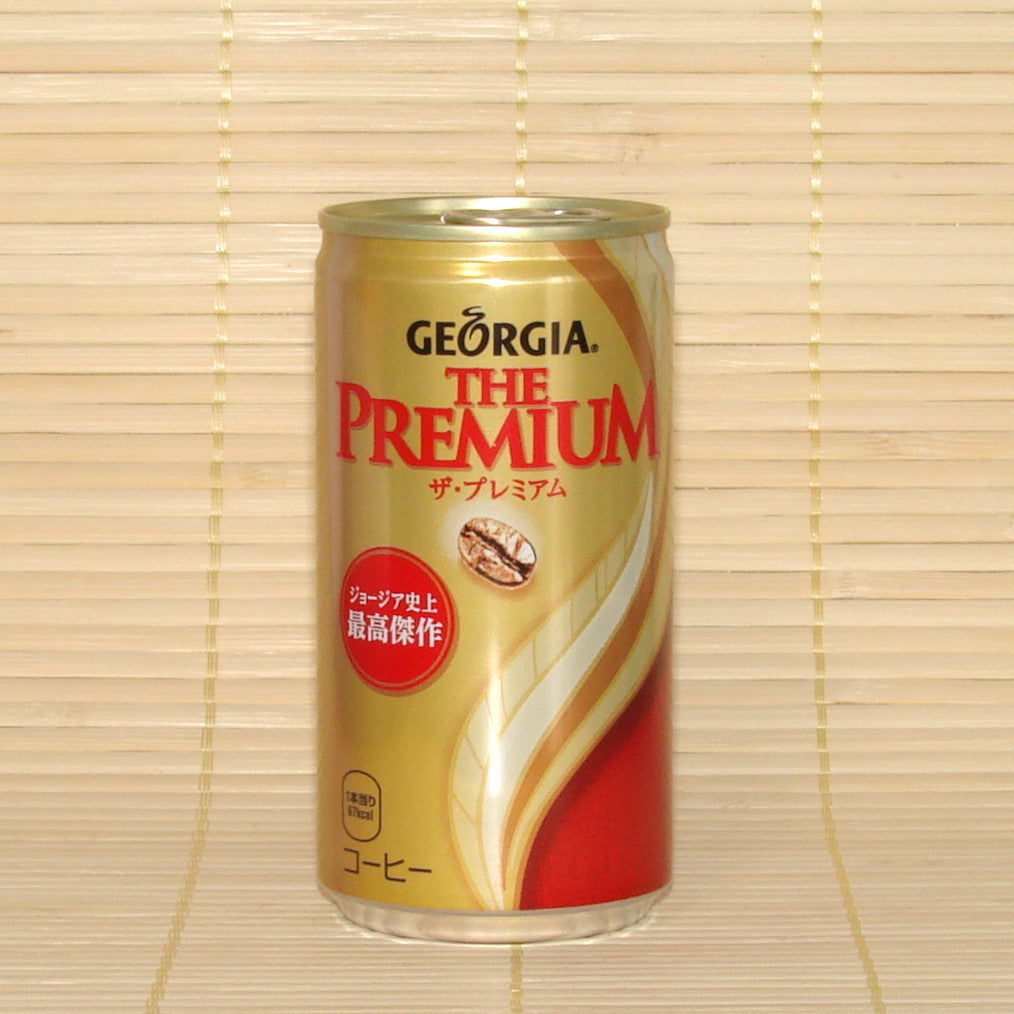 Georgia Coffee - The Premium