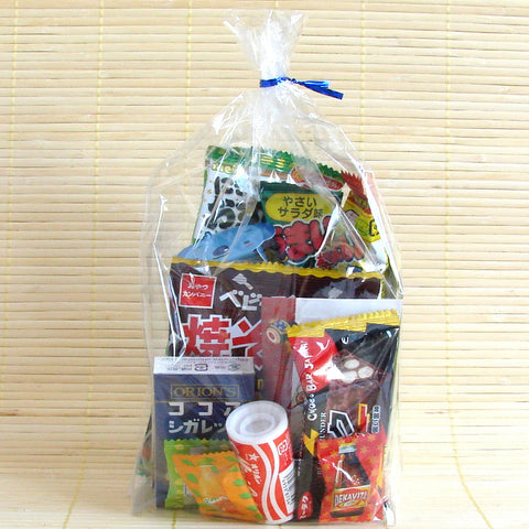 Japanese Dagashi Candy Set & Mystery Gift (October)