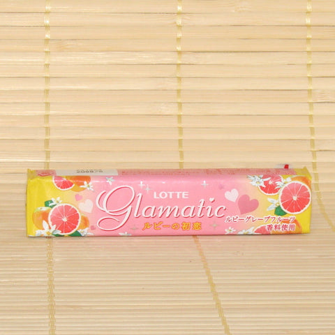 Glamatic Chewing Gum - Floral Grapefruit