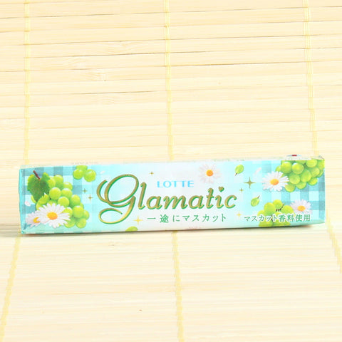 Glamatic Chewing Gum - Floral Muscat Grape