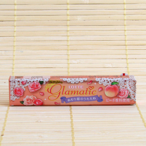 Glamatic Chewing Gum - Floral Peach