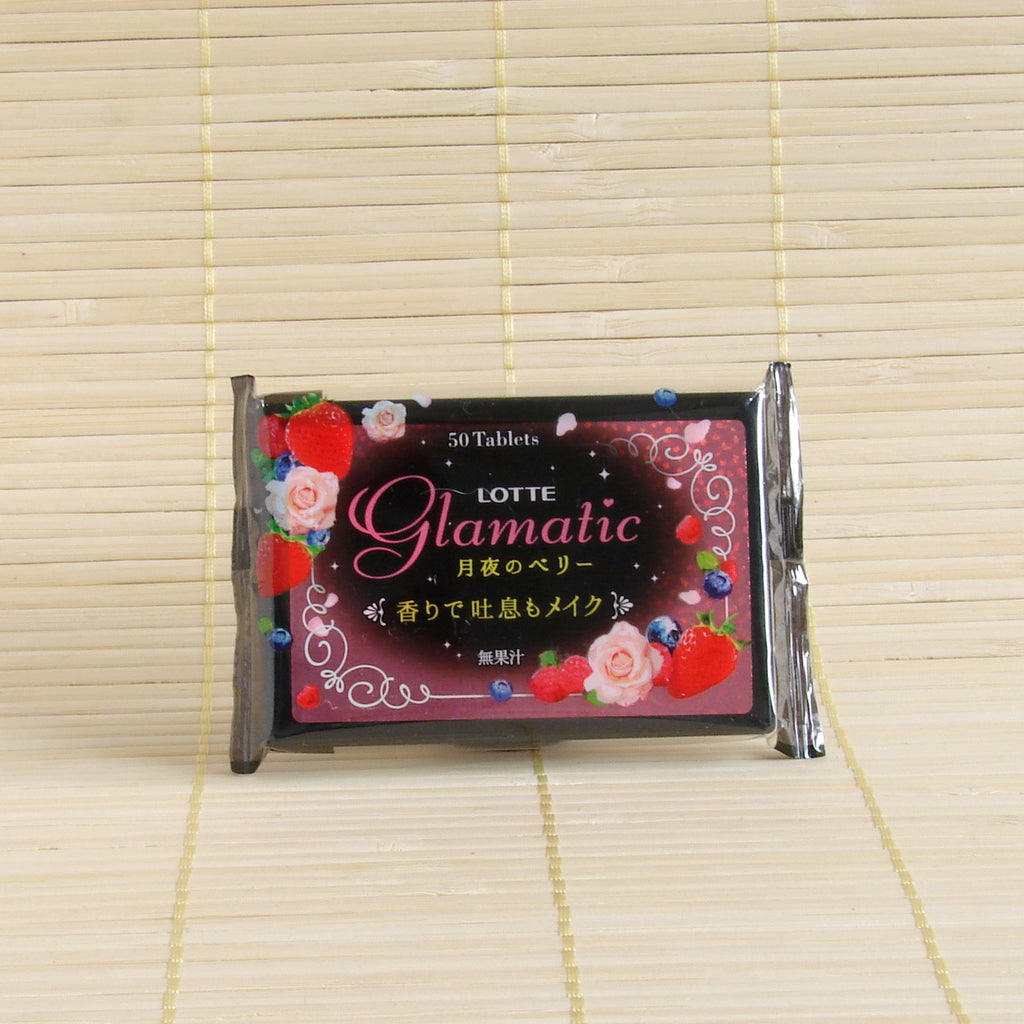 Glamatic Candy Tablets - Floral Berry Fruits