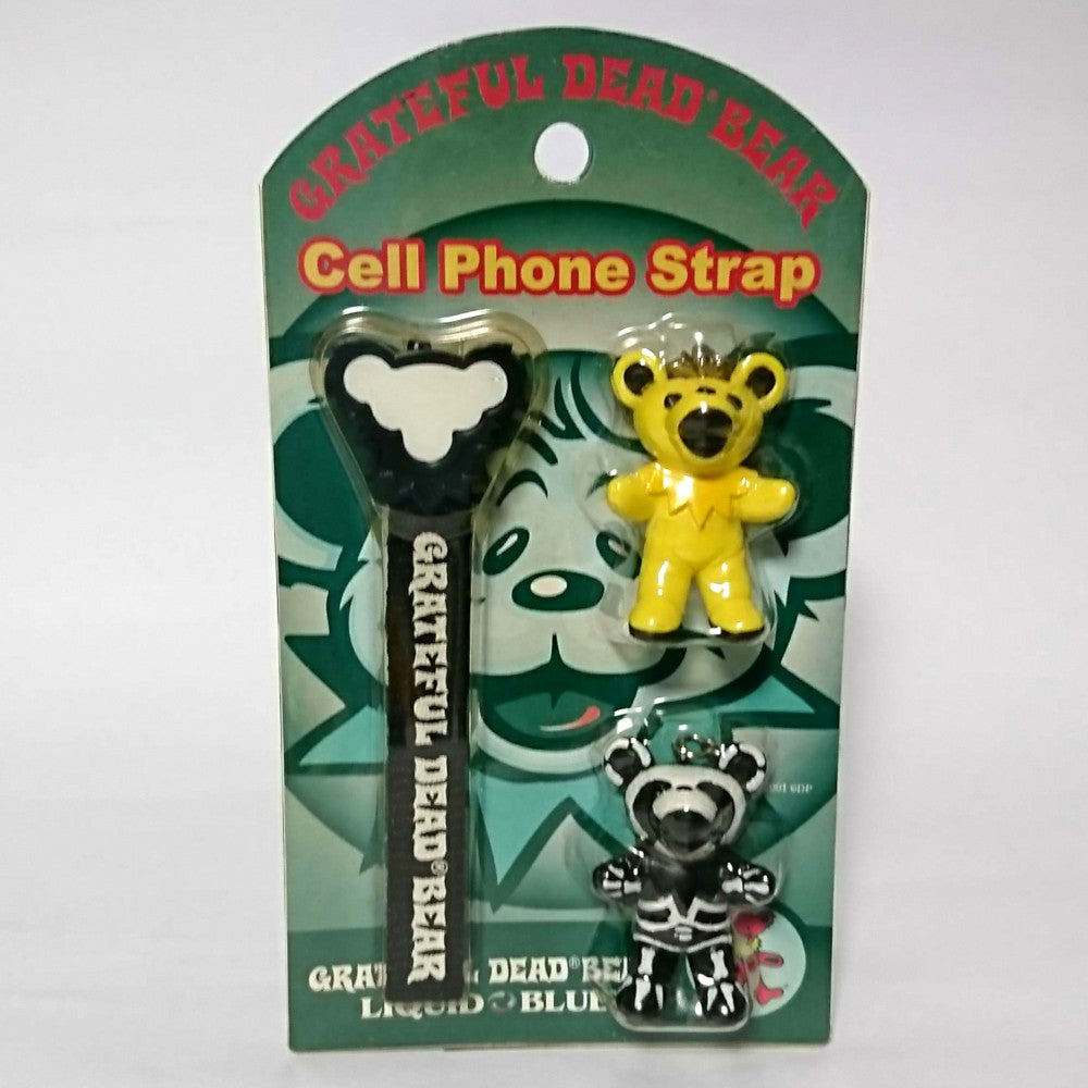 zz-- Grateful Dead - Double Bear Strap --zz