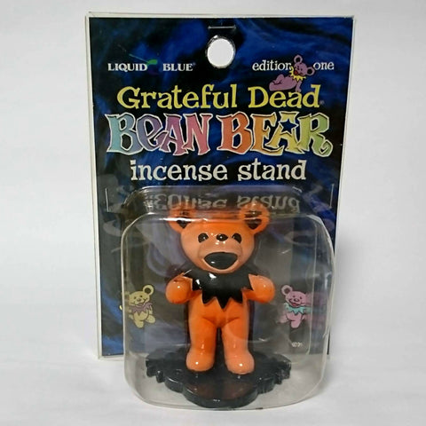 zz-- Grateful Dead Bear - Incense Holder --zz