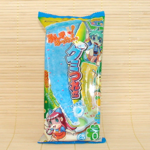 Gumi Tsureta Fishing Gummy Kit - Soda & Pineapple