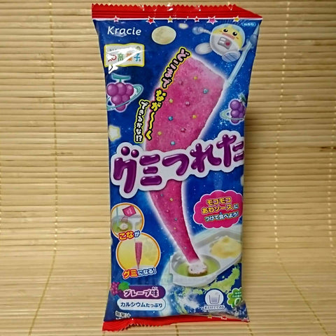 Gumi Tsureta Fishing Gummy Kit - Grape
