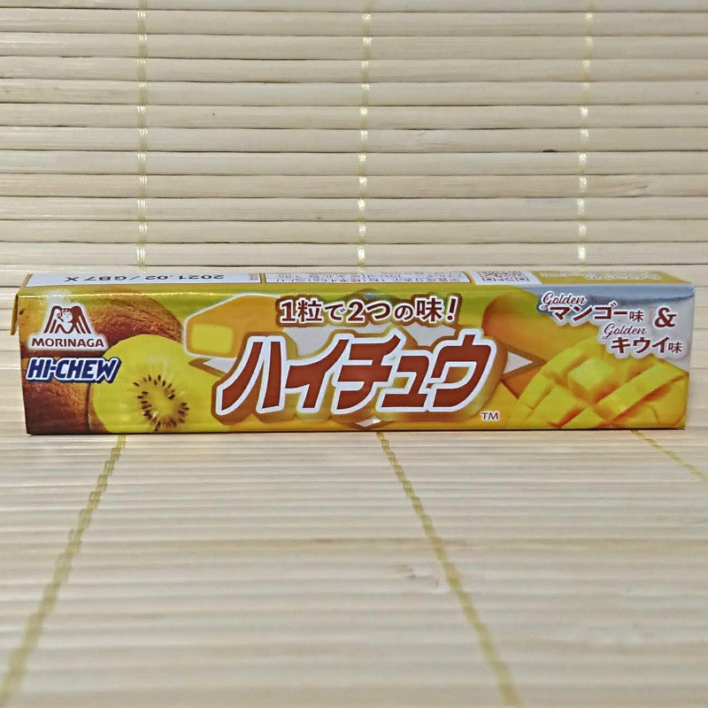 Hi Chew - Golden Kiwi and Mango Duo