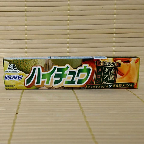 Hi Chew - Furano & Crown Melon (Double Type)