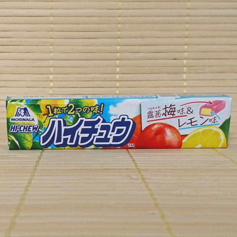 Hi Chew - Japanese Plum and Lemon Duo
