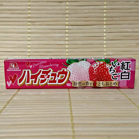 Hi Chew -  Kouhaku Red & White Strawberry