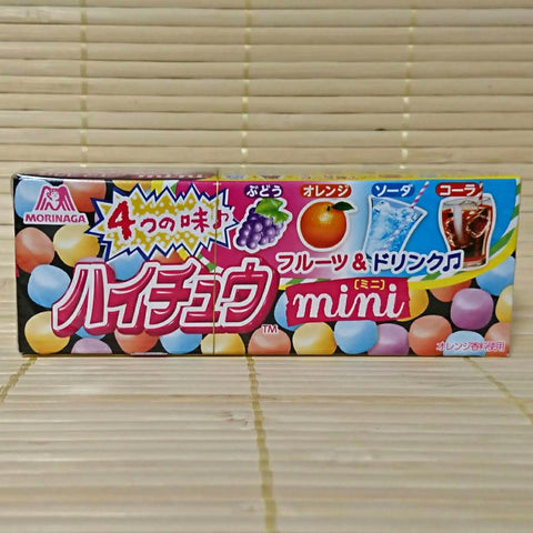 Hi Chew Mini Balls - Fruit Soda Assortment