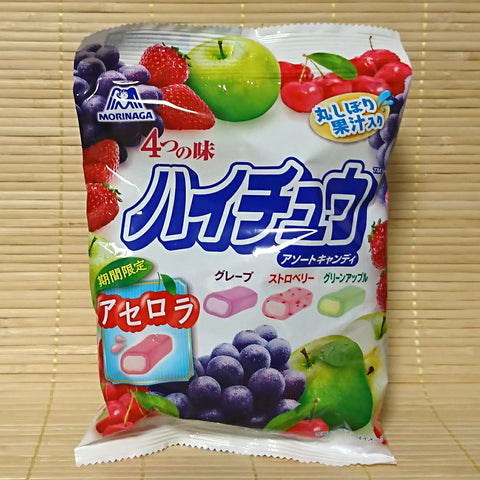 Hi Chew Mix Bag - 4 Fruits (with Acerola Cherry)