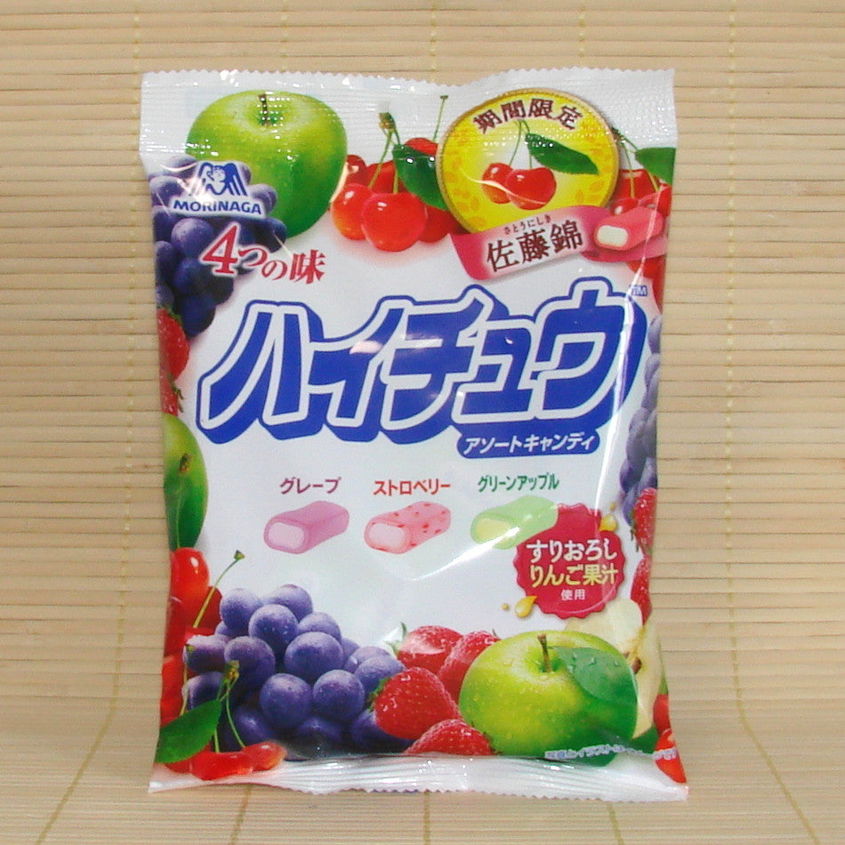 Hi Chew Mix Bag - 4 Fruits (with Cherry)