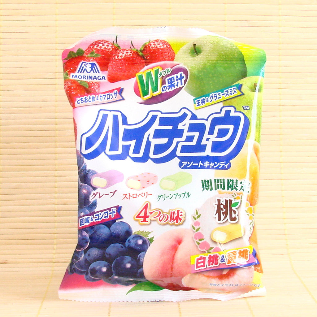 Hi Chew Mix Bag - 4 Fruit Flavors