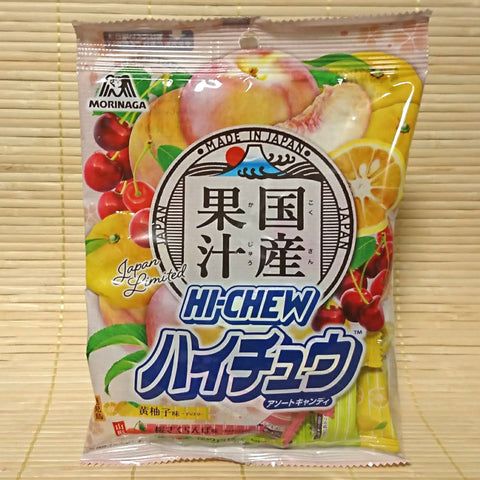 Hi Chew Mix Bag - Japan LIMITED Fruits (3 types)