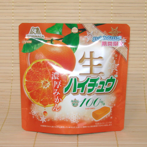 Hi Chew 100% Real Fruit - Orange (Mikan)