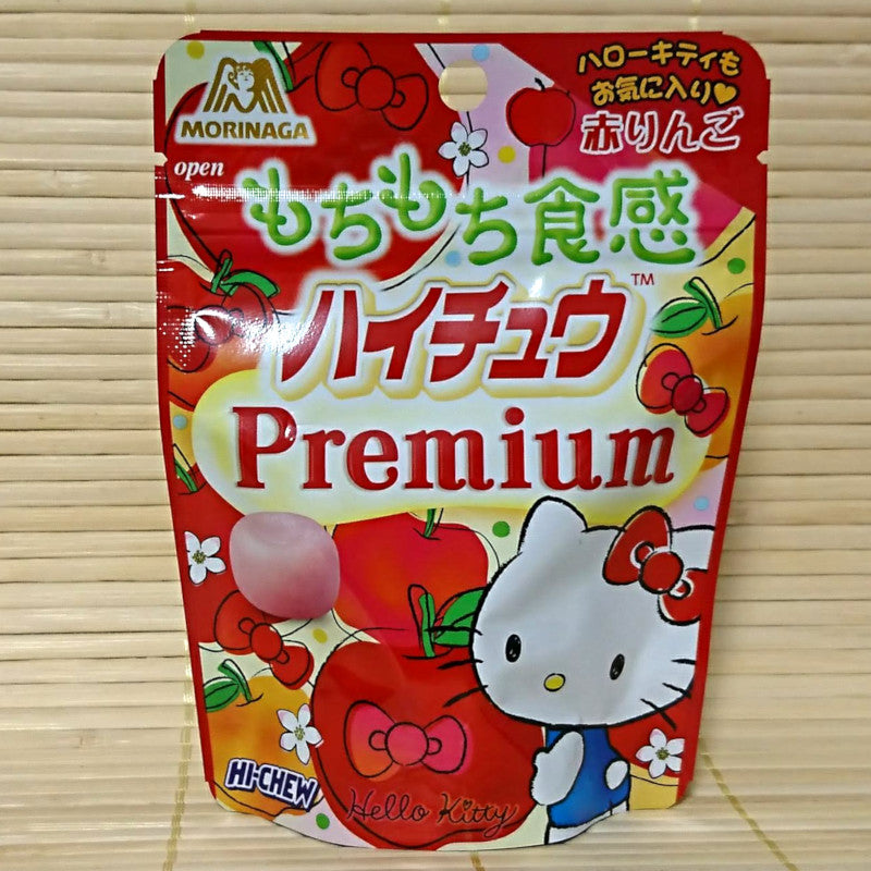 Hi Chew Premium Pouch - Red Apple (Hello Kitty)