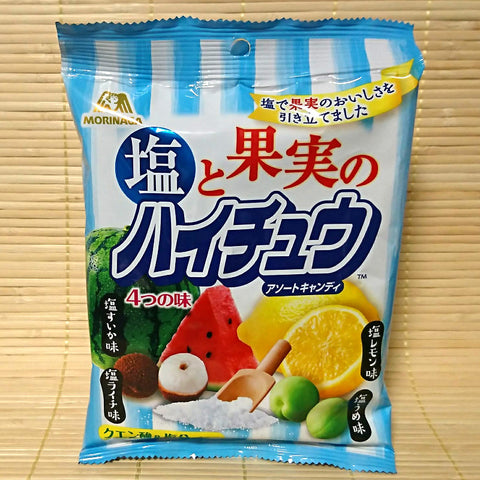 Hi Chew Mix Bag - Salty Fruits Mix (4 Flavor)