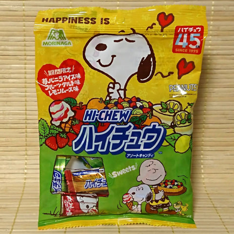 Hi Chew Mix Bag - Snoopy Edition (3 Flavors)