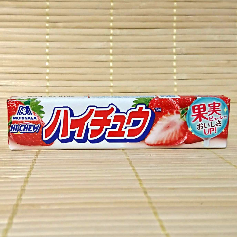 Hi Chew - 'Tsubu Tsubu' Strawberry