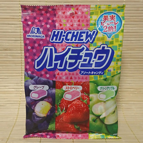 Hi Chew Mix Bag - 3 Fruits (Puree)