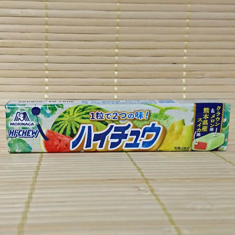 Hi Chew - Watermelon and Melon Duo