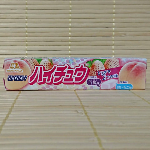 Hi Chew - White Peach and White Strawberry