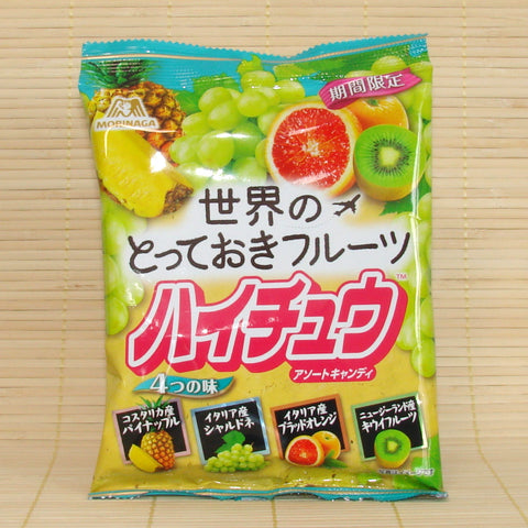 Hi Chew Mix Bag - 4 World Fruits