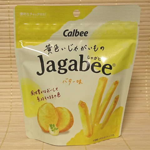 Jagabee Potato Sticks - Butter