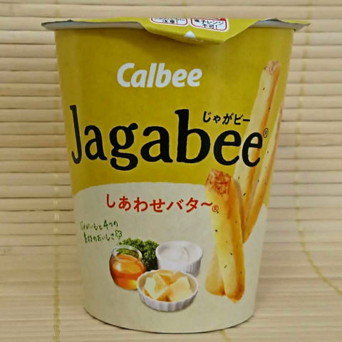 Jagabee Potato Sticks - Honey Butter Cheese