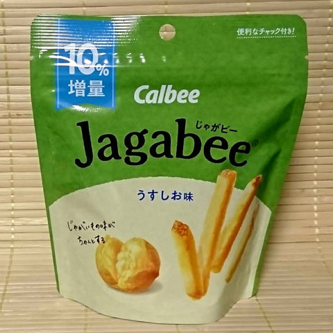 Jagabee Potato Sticks - Light Salt