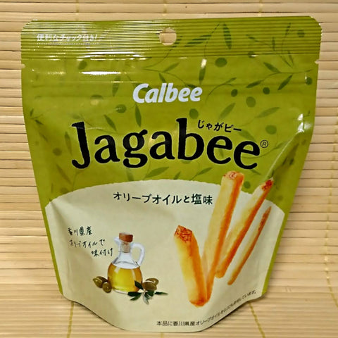 Jagabee Potato Sticks - Olive Oil