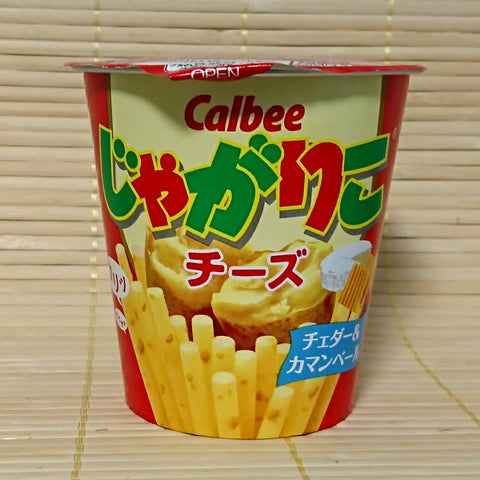 Jagariko Potato Sticks - Cheese